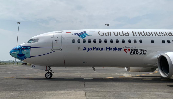 GIAA Garuda Berencana Garap Penerbangan Kargo Ekspor Laut, Ini Penjelasannya