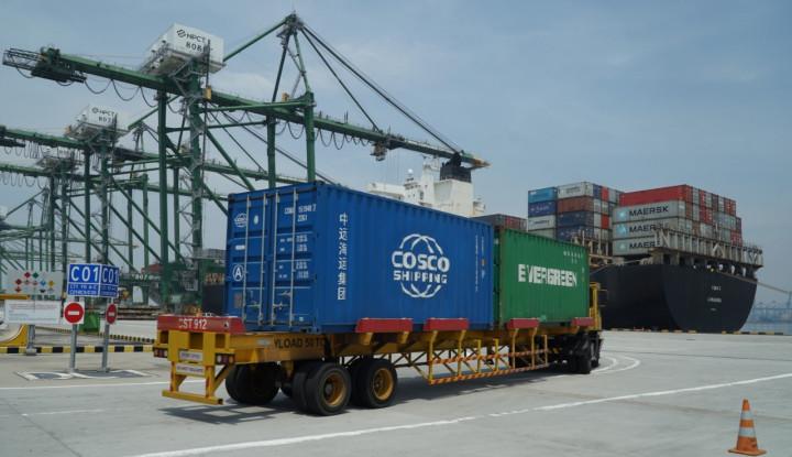 Ekspor Bergairah, Neraca Dagang RI Surplus 2,44 Miliar Dolar AS