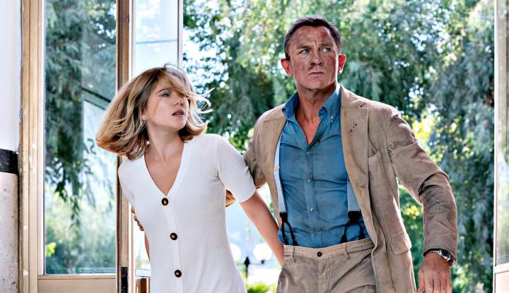 Kabar Baik, Sutradara No Time to Die Tertarik Garap Sekuel James Bond