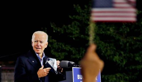 Foto Joe Biden Menang Dukungan dari Miliarder, Trump Kalah Jauh!