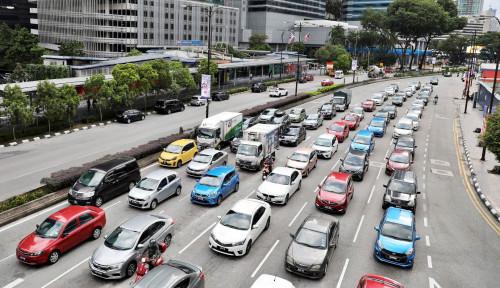 Mirip-mirip Indonesia, Malaysia Perketat Orang-orang buat Mudik Lintas Provinsi