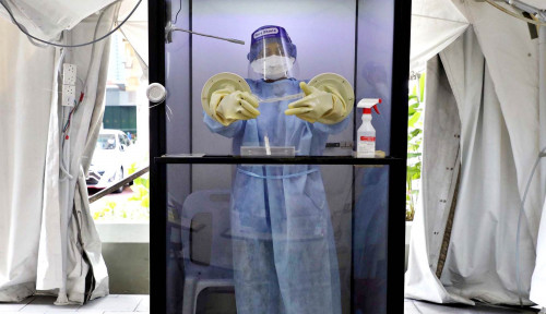 Dalam 6 Bulan, Malaysia Optimistis Vaksinasi 80 Persen Warga
