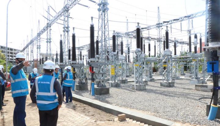 PLN: Jaringan Transmisi Bawah Tanah Beroperasi