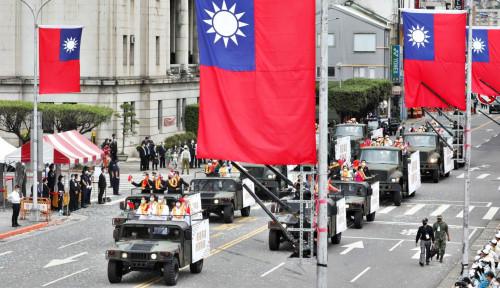 Taiwan Siapkan Rudal-rudalnya Selagi Belasan Pesawat Militer China Lintasi Pertahanan Udaranya