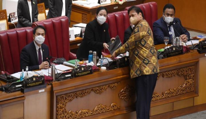 DPR Pastikan Tak Ada Pasal Selundupan di Omnibus Law