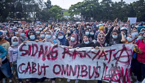DPR Masih Saja Klaim Kalau UU Cipta Kerja Bertujuan Baik dan Tidak untuk Ciptakan Kesulitan Rakyat