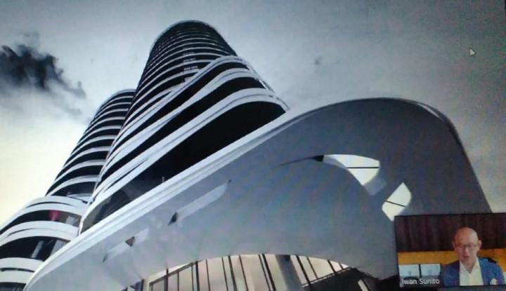 Crown Group Investasi Rp30 T Bangun Properti di Melbourne