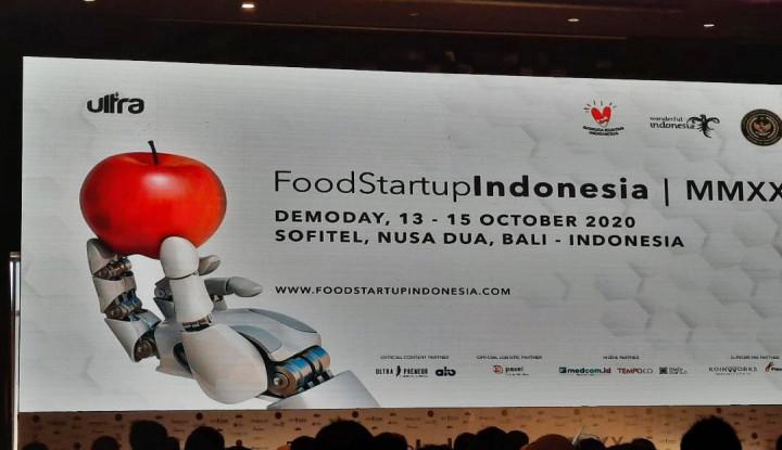 FoodStartup Mampu Percepat Bisnis Kuliner Tanah Air Naik Kelas