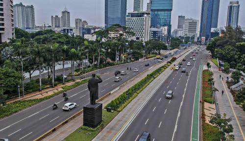 Soal Hoaks Jakarta Lockdown 12 Februari, Polisi Akan ....