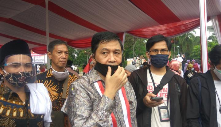 Ahmad Yani Bantah Grup WA KAMI Bahas Demo Ricuh Omnibus Law