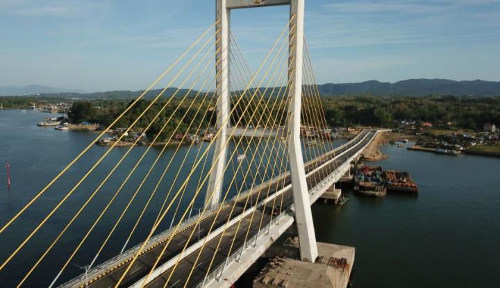 PUPR Segera Tuntaskan Jembatan Teluk Kendari: Ikon Baru Warga Sulawesi Tenggara
