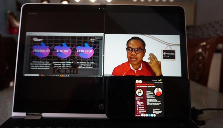 Mahasiswa Unimed dapat Ilmu Praktis Komunikasi Publik dari Telkomsel