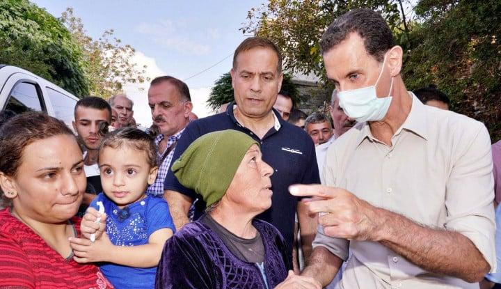 AS Kecam Serangan Brutal Rezim Assad di Daraa Suriah