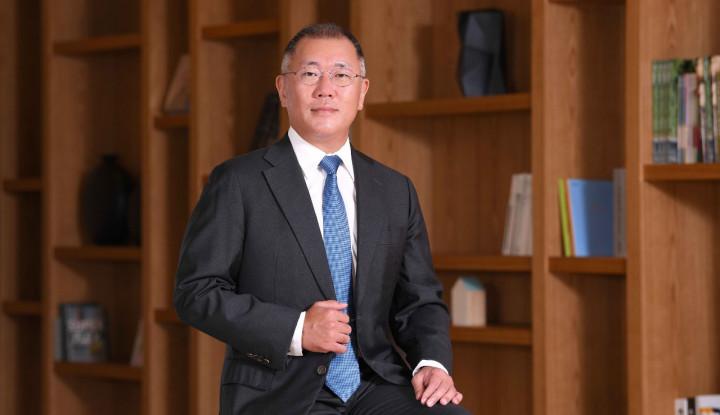 Hyundai Motor Group Lantik Euisun Chung sebagai Chairman