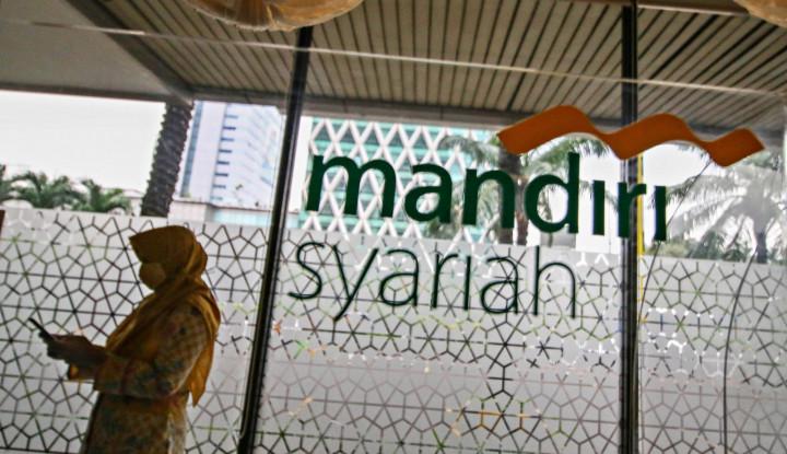 Kuartal III 2020, Laba Mandiri Syariah Tembus Rp1 Triliun