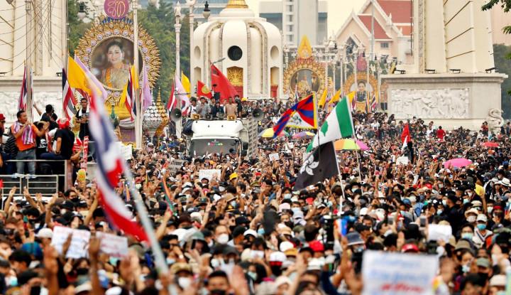 Simak, Ini Pemicu Awal yang Bikin Rakyat Thailand Demo Berbulan-bulan