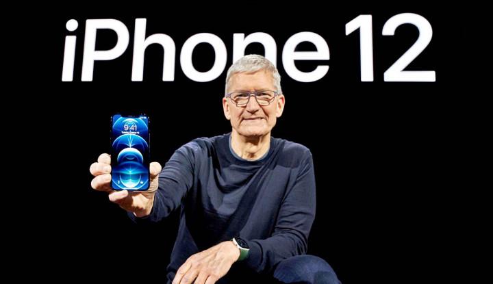 iPhone 12 Belum Masuk Indonesia, Eh Sudah Ada Bocoran Spek iPhone 13