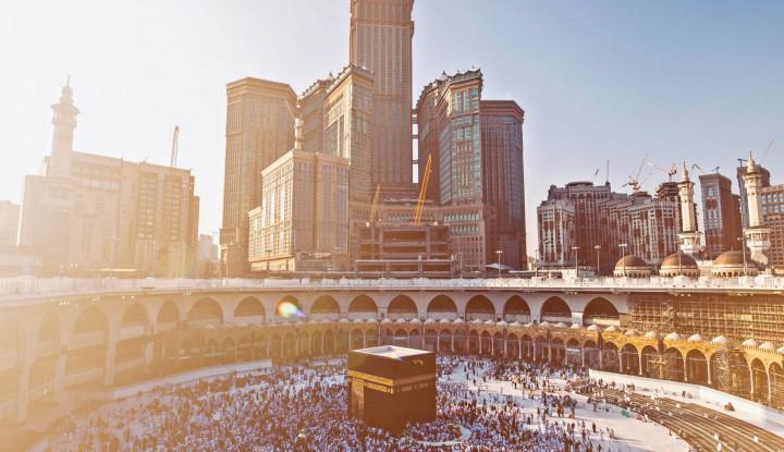 Alhamdulillah, Jemaah Sudah Bisa Salat 5 Waktu di Masjidil Haram