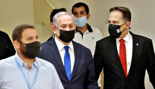 Ribuan Pedemo Israel Dorong Netanyahu Mundur Sebelum Pemilu karena...