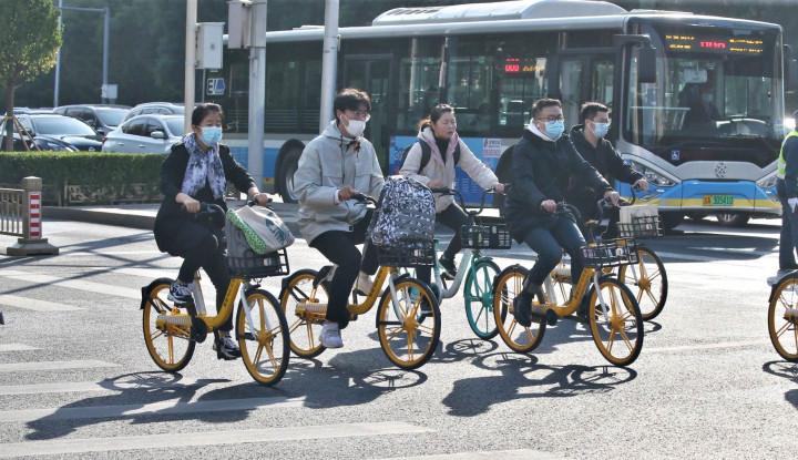 Gonjang-Ganjing Varian Delta Bikin Rakyat China Alami Ketidakpastian