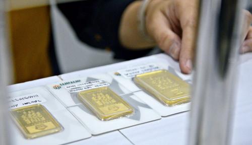 Harga Emas Antam Per Senin, 22 Februari 2021: Dibanderol Mulai Rp500 Ribuan