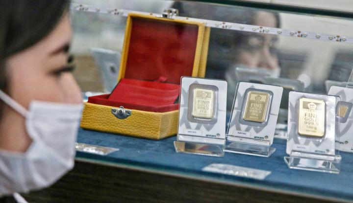 Labil, Harga Emas Antam Hari Ini Balik Arah! Anjlok ke Bawah Rp940.000
