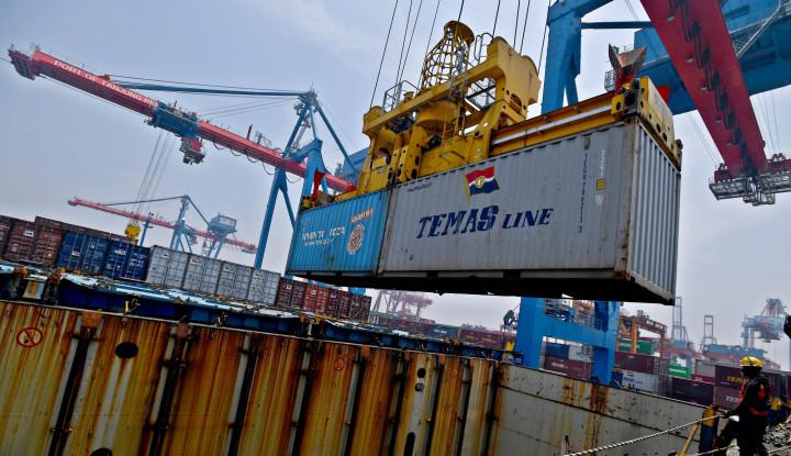 Neraca Perdagangan Indonesia Surplus, Tertinggi dalam 5 Tahun