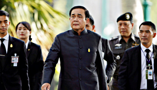 Dikirimi Ratusan Ribu Vaksin Sinovac, Prayuth Chan-ocha: Thank You China