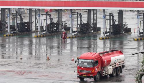 Indonesia Timur Kini Punya 12 Tanki Baru, 65.000 KL BBM Siap Mengalir