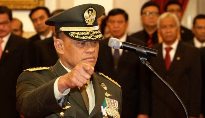 Gatot Nurmantyo Akui Sudah Langgar Janji Gara-Gara...