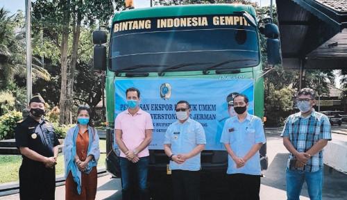 Lewat Pendampingan, Bea Cukai Blitar Pacu Ekspor UMKM Tulungagung