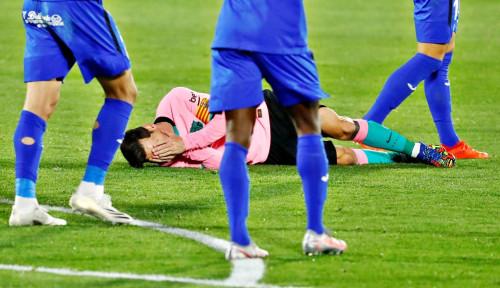 Benarkah Messi Sudah Malas-malasan Bermain Bola?