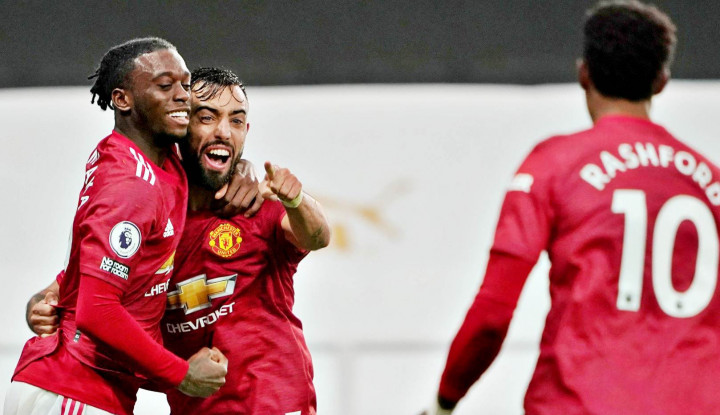 Man United Sukses Pecundangi Liverpool