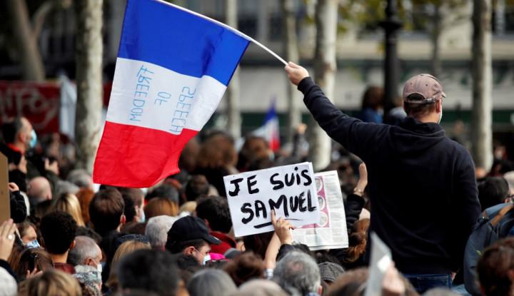 Apa Itu Aliansi Aukus? Pakta yang Bikin Prancis Murka ke Australia