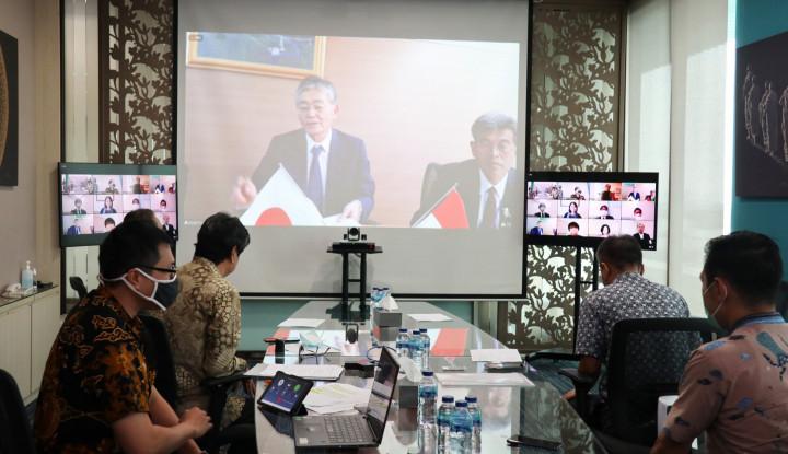 Anak Usaha DSNG Bakal Pasok Cangkang Kelapa Sawit ke Jepang