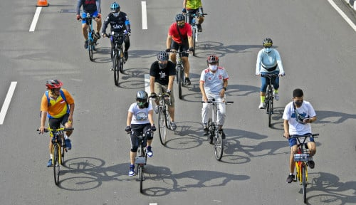 Cara Aman Bersepeda Tanpa Takut Kena Jambret