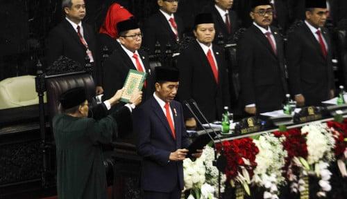Ketua MPR Minta Presiden Jokowi Lebih Fokus dan Inovatif