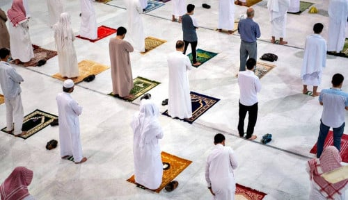 Perhatian! Arab Saudi Wajibkan Jemaah Disuntik Vaksin Sebelum Haji dan Umrah
