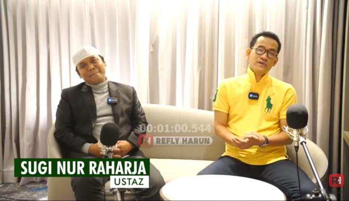 Buntut Hina NU, Gus Nur Diangkut Mobil Polisi...