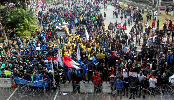 Demo Besar Tolak PPKM, Dengerin Nih Nasehat Pentolan IDI
