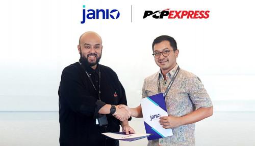 Perlebar Jaringan, PCP Express Gandeng Janio