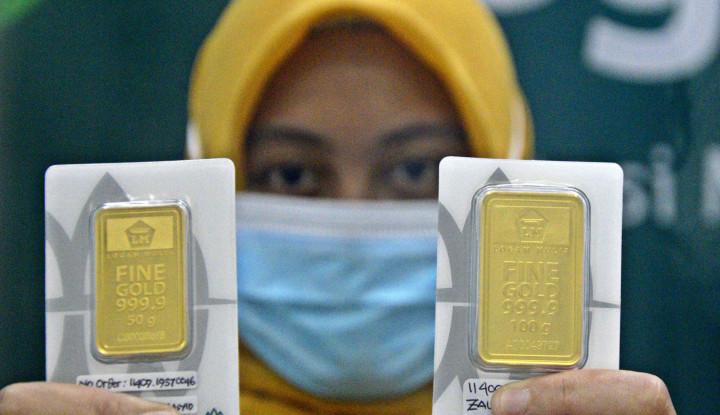 Rogoh Kocek Lebih Dalam Ya! Harga Emas 24 Karat Hari Ini Menguras Kantong