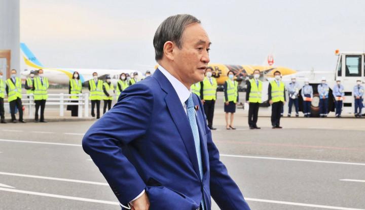 Apa Kabar Nasib Olimpiade Tokyo? Yoshihide Suga: Akan Terus Maju, Ini Harapan buat Dunia