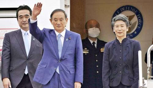Menteri Vaksin Jepang Sosok Kuat Pengganti Yoshihide Suga, Siapa Dia?