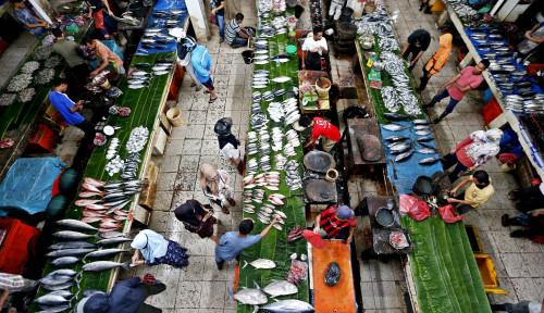 Pasar Muamalah Dikaitkan dengan Sistem Khilafah, Pedagang: Nggak...