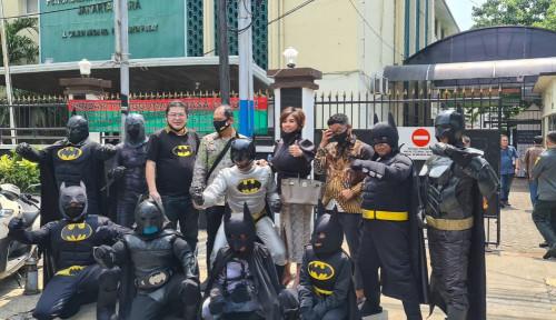 Ada Batman di Pengadilan Negeri Jakut, Ada Apa Ini?