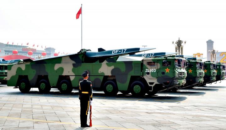 Gawat! Amerika Akui Pentagon Tidak Tahu Cara Bertahan Melawan Rudal Hipersonik China
