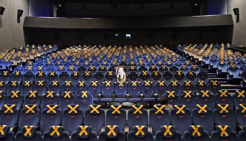 Wagub Bantah Bioskop di Jakarta Segera Dibuka,