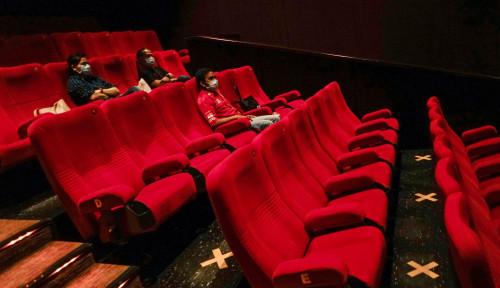 Kabar Baik Nih! Kapasitas Bioskop di Jakarta Naik Jadi 50 Persen