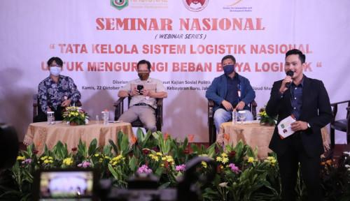 Sistem Logistik Belum Efisien, Pemerintah Diminta Perbanyak Pusat Ekonomi